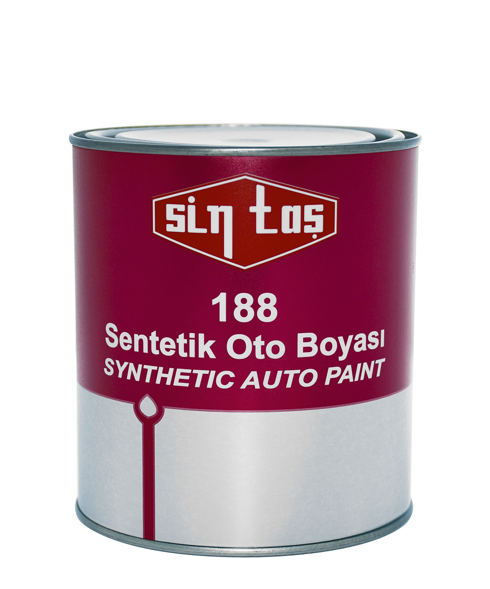 188 SYNTHETIC AUTO PAINT